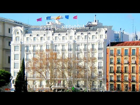 Affordable Hotel in Madrid