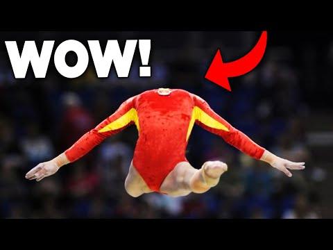 20 minutes of GYMNASTICS FAILS (Gymnast Compilation 2020)