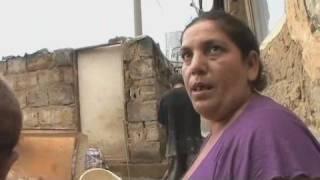 Východoslovenští Romové se topí v bahně