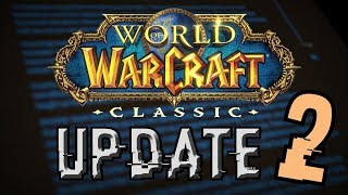 """PUTTING THE """"CLASSIC"""" IN CLASSIC WOW! 6 PHASES OF CONTENT ANNOUNCED! - (March Blue Post Update)"""
