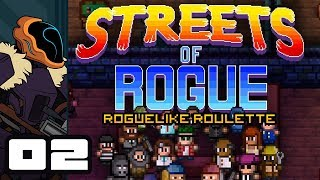 Let's Play Streets of Rogue - PC Gameplay Part 2 - Blood Drive
