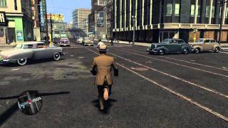 L.A. Noire - Gameplay Footage 02
