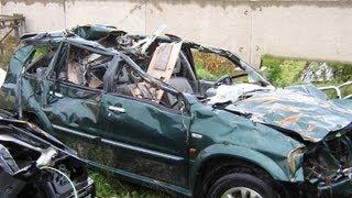 [18+] Подборка аварий на видеорегистратор 8 - Car Crash compilation 8(, 2012-10-27T13:59:19.000Z)