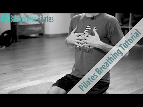 Pilates 101INTERCOSTAL (Lateral) BREATHING Tutorial & Best Tips