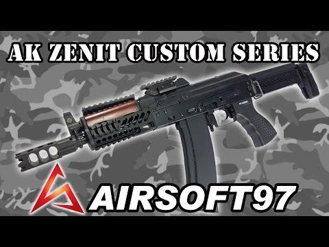 SPARK Industries AK Zenit custom 予告