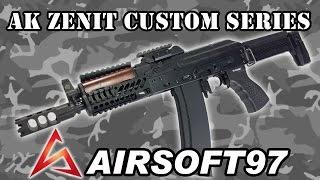 SPARK Industries AK Zenit custom 予告 佐藤和沙 動画 18