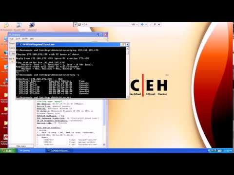 04 Certified Ethical Hacker   CEH Scanning Networks- كورس ال