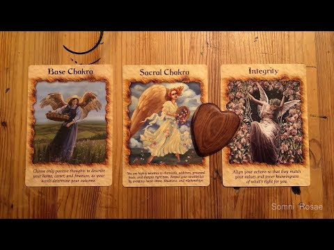 "ASMR │Oracle Card Reader Role Play │Homage To ""Writing With Angels"""