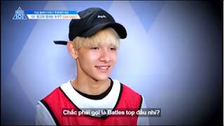 [Produce101ss2] [Vietsub] Team Get ugly practice Part 1/3 EP 7 cut