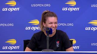"Simona Halep: ""My confidence is very high"" | US Open Media Day"