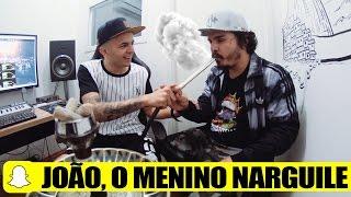 JOÃO MENINO NARGUILE