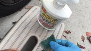 PlastiDip Clean Up: Goo Gone vs Krud Cutter Graffiti Remover