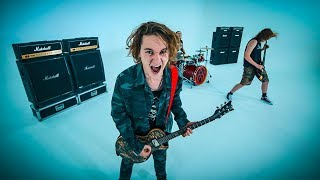 ALIEN WEAPONRY - Whispers (Official Video) | Napalm Records