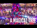 Download A Magical Christmas Tree at Galeries Lafayette in Paris