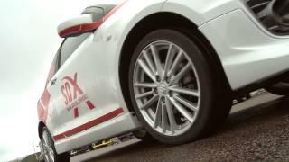 Suzuki Driving Xperience auf dem Sachsenring