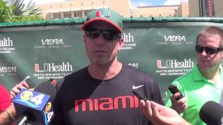 Offensive Coordinator James Coley - Sept. 8th