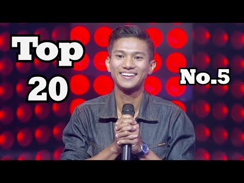 The Voice - My Top 20 Blind Auditions Around The World (No.5)