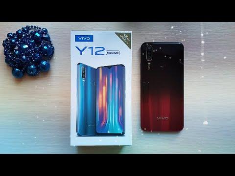 Обзор Vivo Y12  / Почему не стоит его покупать? / Минусы и плюсы