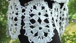 Вязание крючком брюггских кружев - 1