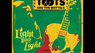 Toots and The Maytals -  Struggle