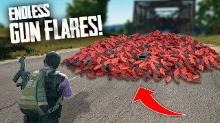 ENDLESS FLARE GUN?!? |Best PUBG Moments and Funny Highlights - Ep.543