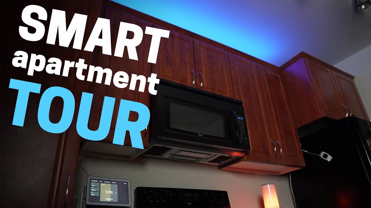 Smart Apartment Tour Starting from Scratch