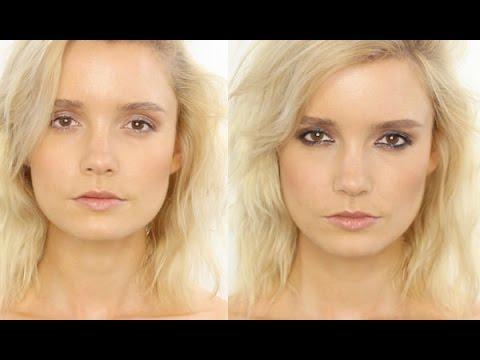Kate Moss Makeup Tutorial 2 Ways