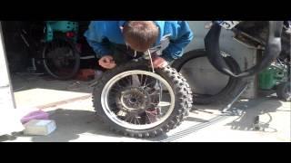 Jak přezout pneu