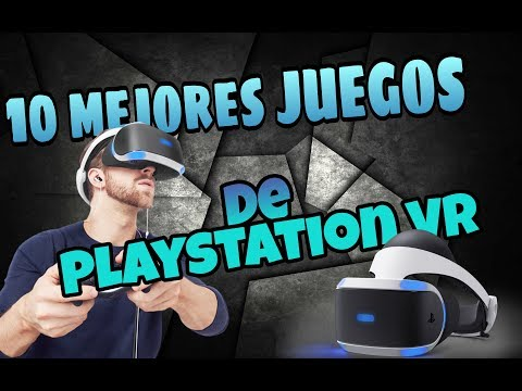 10 JUEGOS POR LOS QUE VALE LA PENA un PLAYSTATION VR