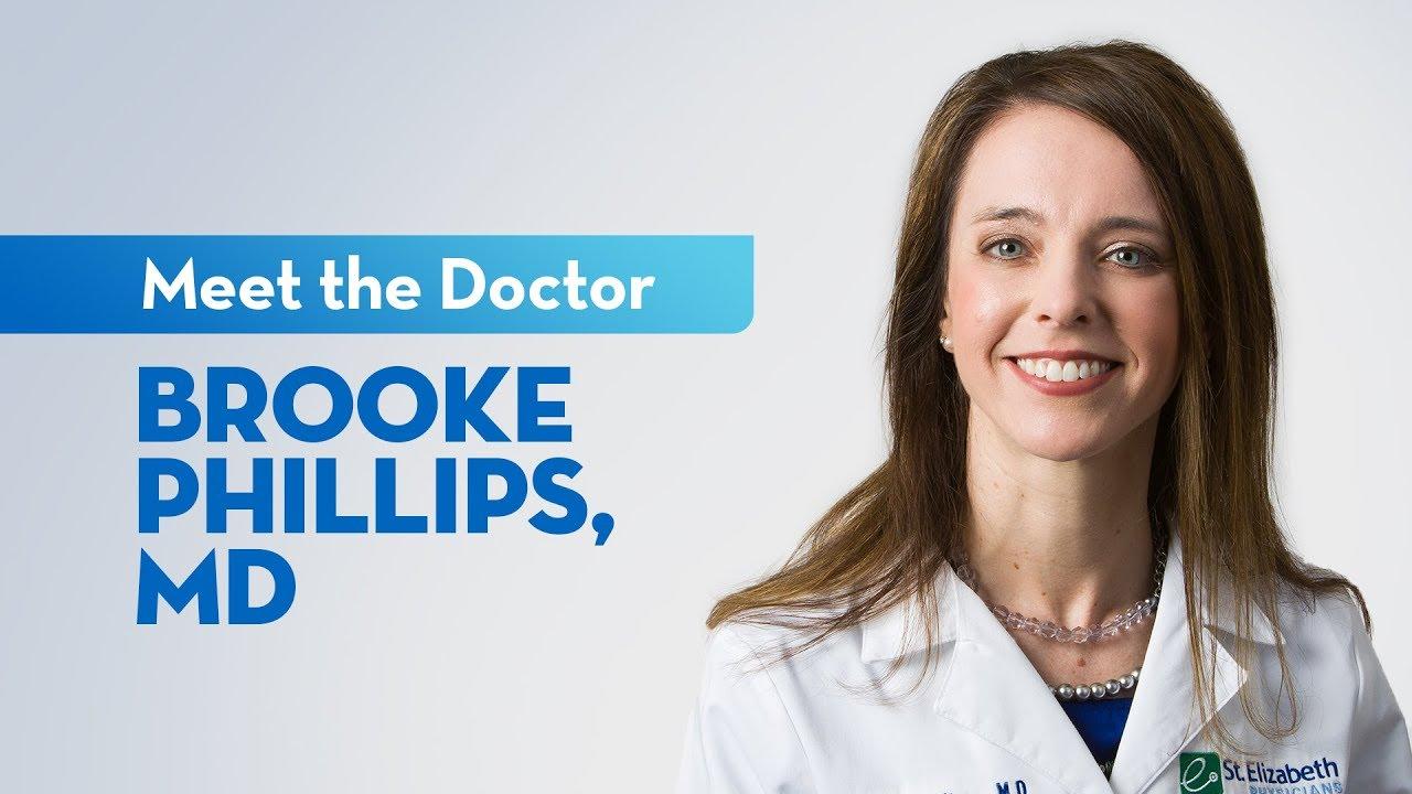 Meet Dr  Brooke Phillips — Oncologist and Hematologist at St  Elizabeth