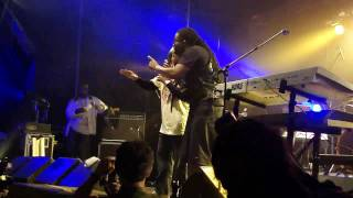 Morgan Heritage live - Reggae Jam 2010 - 3. Nothing to smile about
