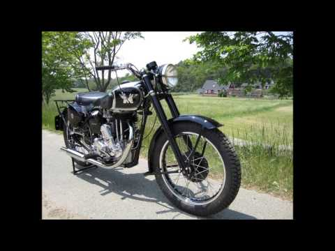 1948 Matchless G80