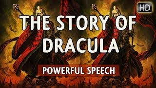 Gambar cover The Story Of Dracula ᴴᴰ ┇ Powerful Speech ┇ The Daily Reminder ┇