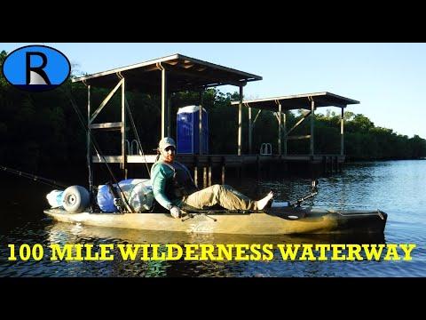 Kayaking The 100 MILE Wilderness Waterway - Everglades National Park