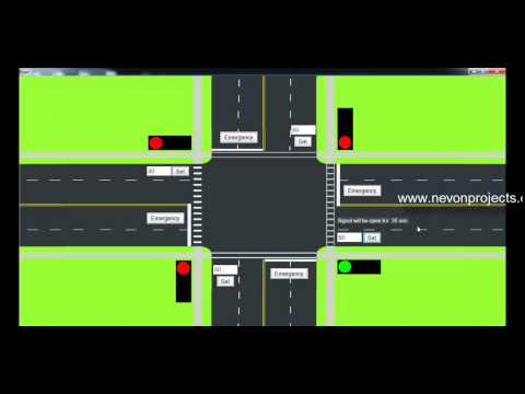 Traffic Signal Management and Control System