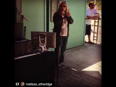 Melissa Etheridge Does Karaoke! Black Velvet by Alannah Myles