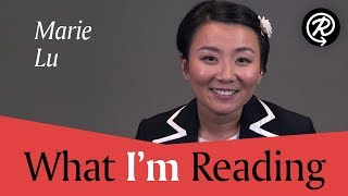 Video Marie Lu (author of Warcross)   What I'm Reading download MP3, 3GP, MP4, WEBM, AVI, FLV Desember 2017