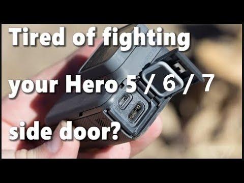 Hero 5: Stuck Side Door Fix!