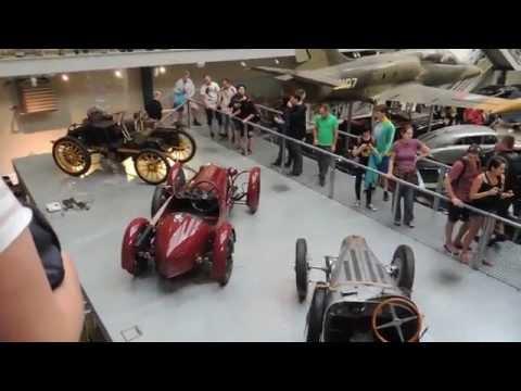 Národní Technické Muzeum Praha (National Technical Museum)