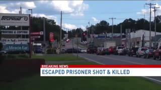 New York prison escapee shot dead 2