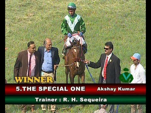 The Special One with Akshay Kumar up wins The Mystical Plate 2018