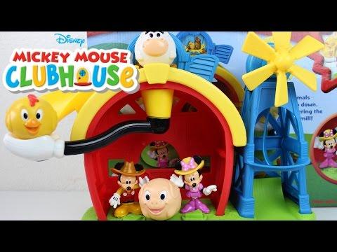 Juguetes de mickey mouse la casa de mickey mouse en espa ol juguetes mickey mouse by mundo de - Youtube casa mickey mouse ...