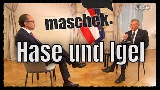 Maschek – Hase und Igel