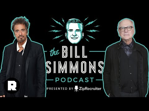 Al Pacino & Barry Levinson on 'Paterno' & 'The Godfather' | The Bill Simmons Podcast | The Ringer