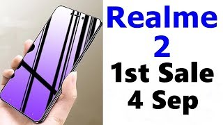 Realme 2 Price In India, Release Date, Specifications, Review, Features, Camera