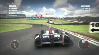 GRID 2 INDYCAR DW12 Road Course Racing @ Brands Hatch