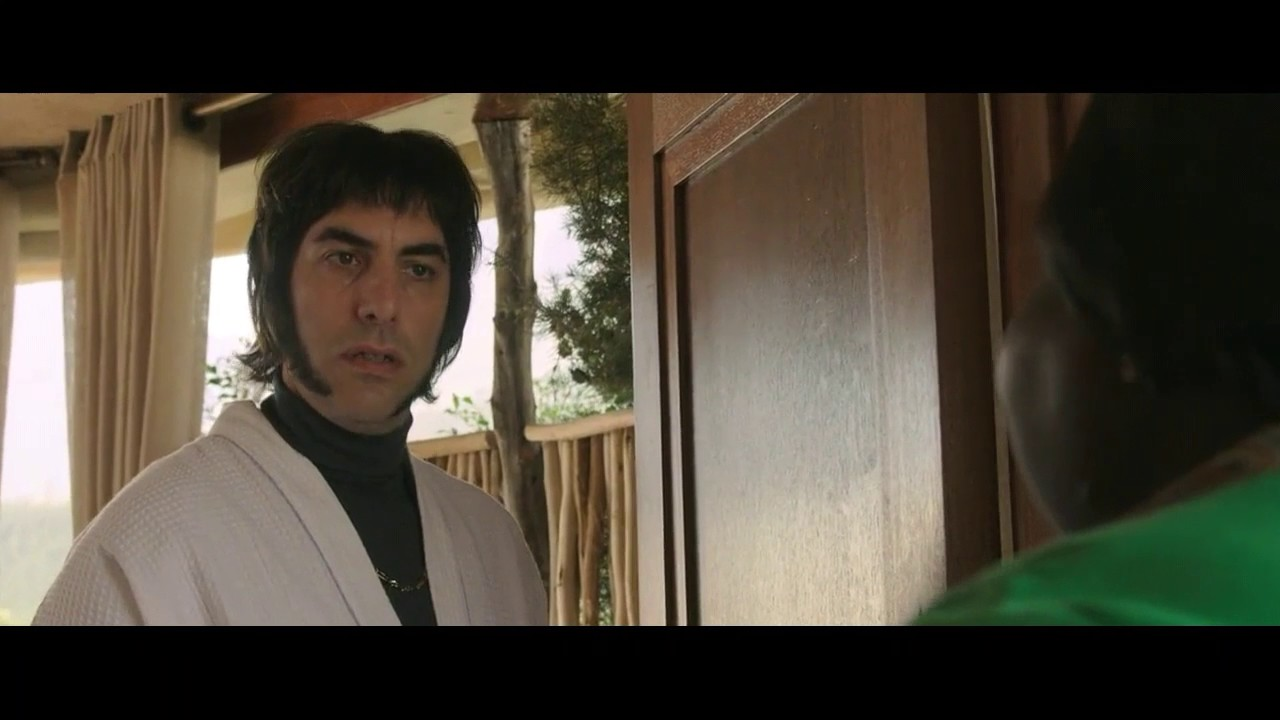 The Brothers Grimsby - So we meet again