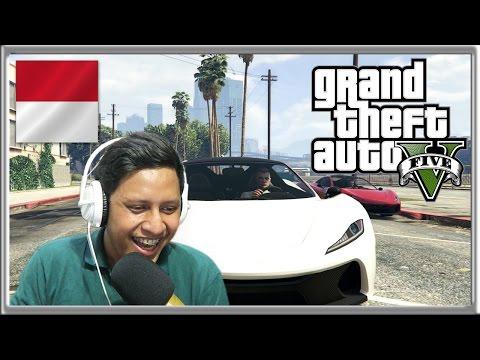 VIDEO TERBODOH !  w/ HOMPIMPA - GTA 5 Online Indonesia