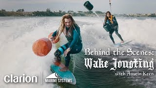 Behind the Scenes: Wake Jousting with Austin Keen