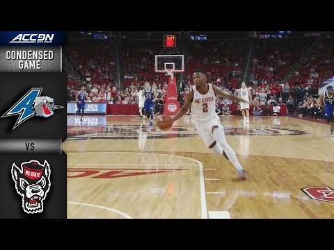 UNC Asheville vs. NC State Condensed Game | 2018-19 ACC Basketball